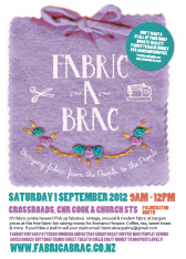Fabric-a-brac Palmerston North